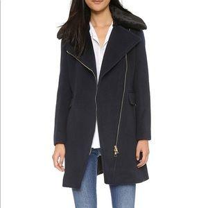 Club Monaco Coat Navy coat